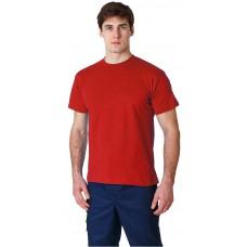 Футболка (тк.Трикотаж,160), красный