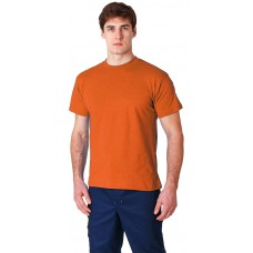 Футболка (тк.Трикотаж,160), оранжевый