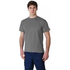 Футболка (тк.Трикотаж,160), серый