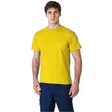 Футболка (тк.Трикотаж,160), желтый