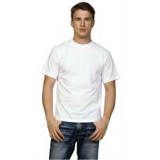 Футболка (тк.Трикотаж/Эластан,170), белый