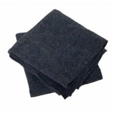 Портянки суконные пара (тк.Шерсть,460), серый