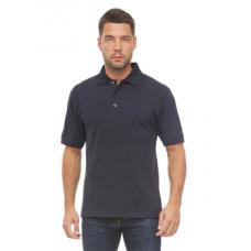 Рубашка-Поло NEW (тк.Трикотаж,205), т.серый