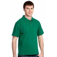 Рубашка-Поло NEW (тк.Трикотаж,205), зеленый
