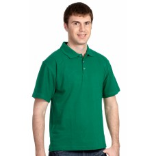 Рубашка-Поло (тк.Трикотаж,205), зеленый