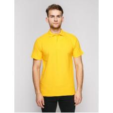 Рубашка-Поло (тк.Трикотаж,205), желтый