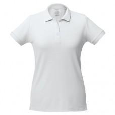 Рубашка поло женская Virma Lady, белый