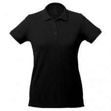 Рубашка поло женская Virma Lady, черный