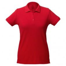 Рубашка поло женская Virma Lady, красный