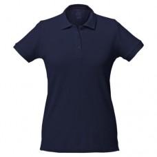 Рубашка поло женская Virma Lady, темно-синий