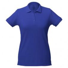 Рубашка поло женская Virma Lady, ярко-синий