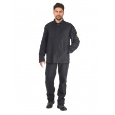 Костюм Молескин с ОП-пропиткой ТУ (тк.Молескин,280) брюки, черный