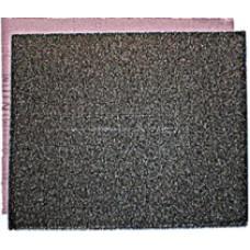 Бумага наждачная на тканевой основе 230х280 мм 2,5 # (№ 100) 10 шт.
