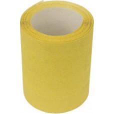 Бумага наждачная в рулонах-мини, на бумажной основе, алюминий-оксидная, 115 ммх5 м Р100