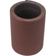 Бумага наждачная в рулонах-мини, на тканевой основе, алюминий-оксидная, 115 ммх5 м Р100
