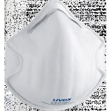Полумаска фильтрующая Uvex силв-Эйр 2100, FFP1, без клапана, формованная