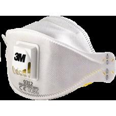Респиратор фильтрующий 3М Aura модель 9312 класс защиты FFP1 (4 ПДК)