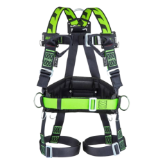 Привязь Эйч-Дизайн  Бодифит (H-Design Bodyfit) с поясом, вставные пряжки, размер 1