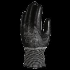 Перчатки Микропол черные