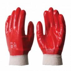Перчатки «Гранат» с полным ПВХ покрытием