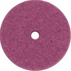 Круги алюминий-оксидные шлифовальные, набор 3шт.