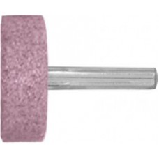 Шарошка абразивная (по металлу), хвостовик d=6 мм цилиндр 18x8 мм