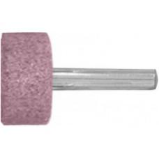 Шарошка абразивная (по металлу), хвостовик d=6 мм цилиндр 25x13 мм