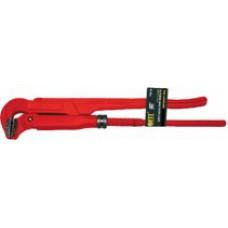 """Ключ трубный газовый CrV Профи, тип универсальный (90°), 300 мм, 1"""""""