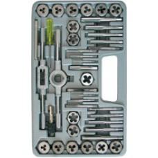 Лерки-метчики, легированная сталь Профи, 40 шт.