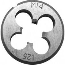 Плашка метрическая, легированная сталь M3 x 0,5 мм