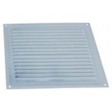 Решетка вентиляционная, металлическая 160 x 230 мм, без сетки, антик бронза