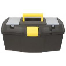 """Ящик для инструмента пласт.16"""" (41x22x19 см), с органайзерами"""
