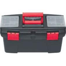 """Ящик для инструмента пластиковый с органайзером 12"""" (32 х 17,5 х 16 см)"""