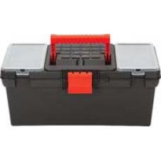 """Ящик для инструментов пластиковый 16"""" (39x20x17 см)"""