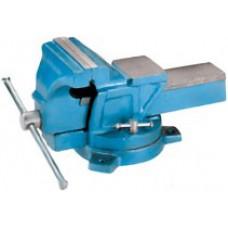Тиски станочные поворотные 100 мм (5 кг)