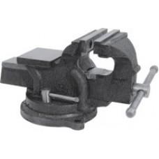 Тиски станочные , поворотные, усиленные 100 мм (6,5 кг)